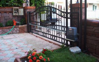 Fethiye Motorlu Bahçe Kapı Sistemleri
